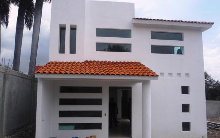 Foto de casa en venta en  , santa rosa, yautepec, morelos, 1576418 No. 01