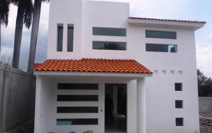 Foto de casa en venta en  , santa rosa, yautepec, morelos, 1598742 No. 01