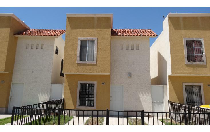 Foto de casa en venta en  , santa teresa, gómez palacio, durango, 1098689 No. 01