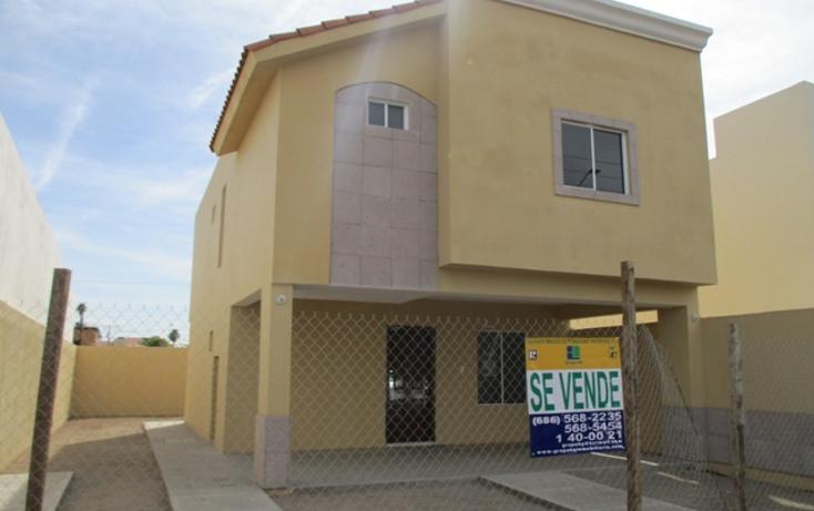Foto de casa en venta en  , santa teresa, mexicali, baja california, 1684534 No. 01