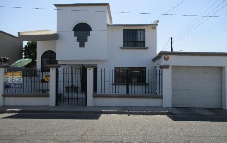 Foto de casa en venta en  , santa teresa, mexicali, baja california, 2035244 No. 01