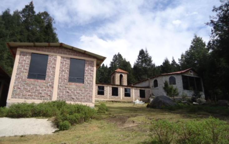 Foto de terreno habitacional en venta en  , santa teresa, mineral del monte, hidalgo, 806039 No. 11