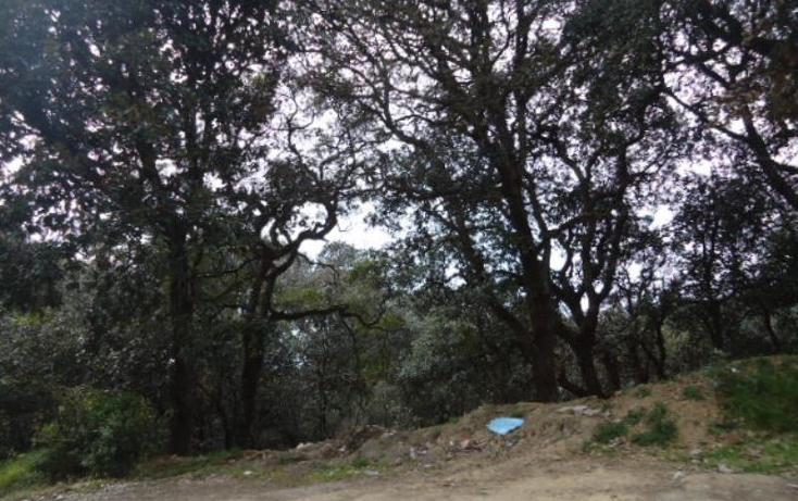 Foto de terreno habitacional en venta en  , santa teresa, mineral del monte, hidalgo, 806039 No. 29