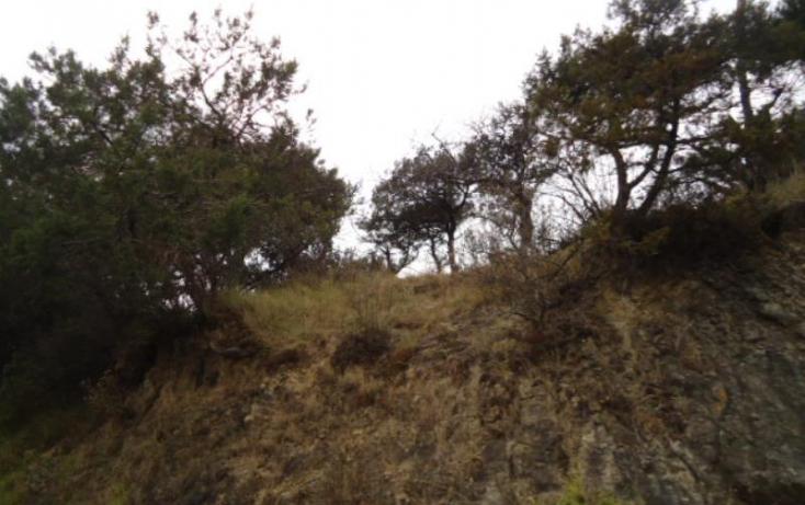 Foto de terreno habitacional en venta en, santa teresa, mineral del monte, hidalgo, 806039 no 33