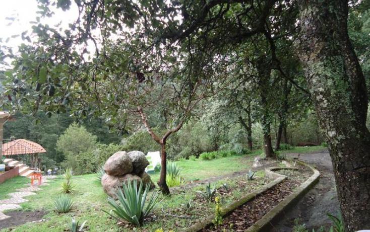 Foto de terreno habitacional en venta en, santa teresa, mineral del monte, hidalgo, 806039 no 38