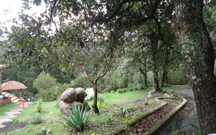 Foto de terreno habitacional en venta en  , santa teresa, mineral del monte, hidalgo, 806039 No. 38