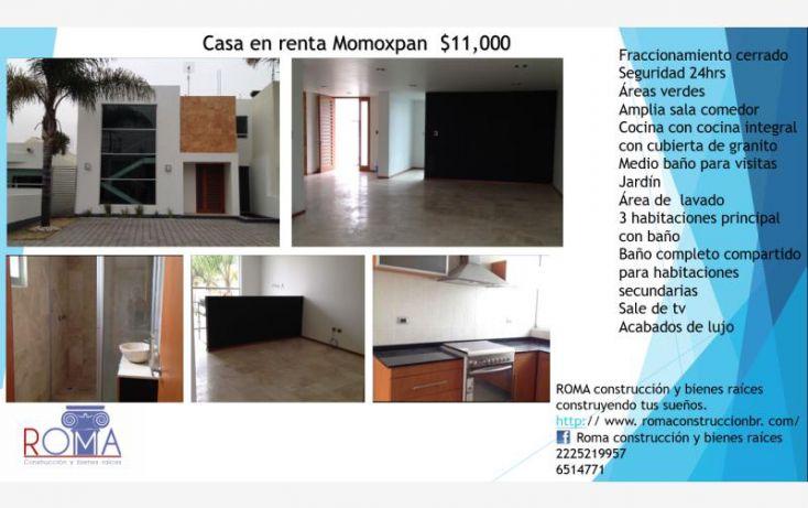 Foto de casa en renta en, santa teresa, san andrés cholula, puebla, 1815820 no 10