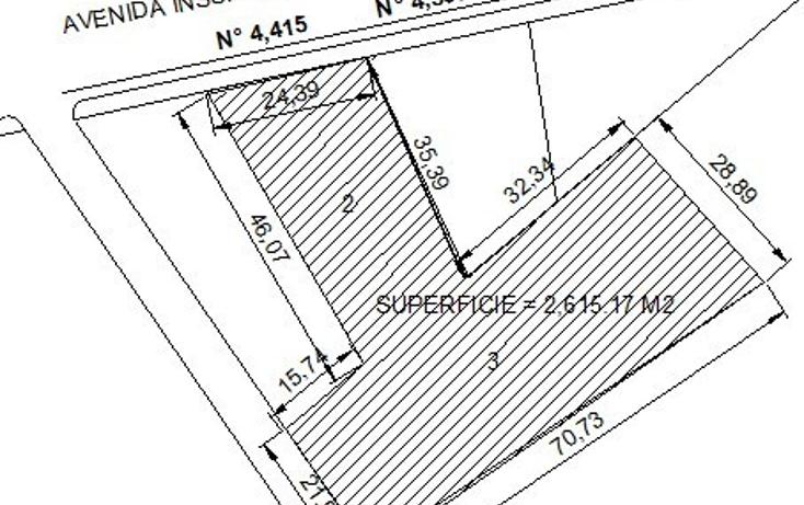 Foto de terreno habitacional en venta en  , santa ?rsula xitla, tlalpan, distrito federal, 1097241 No. 02