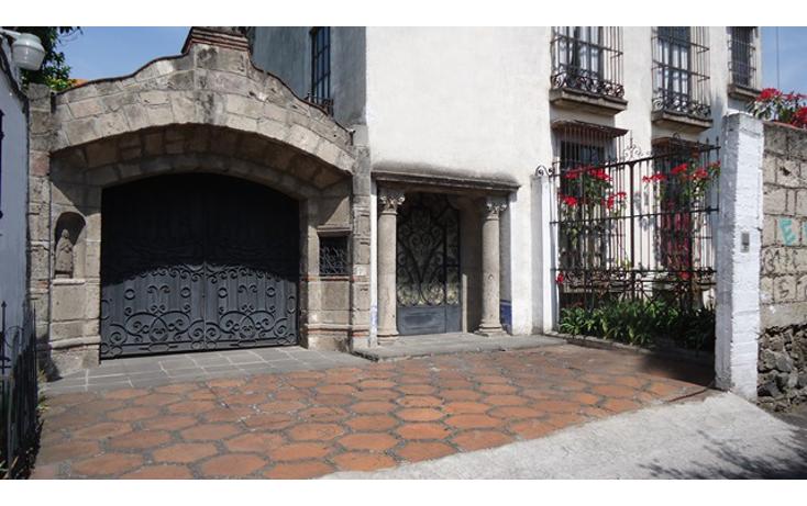 Foto de casa en venta en  , santa úrsula xitla, tlalpan, distrito federal, 1133921 No. 01