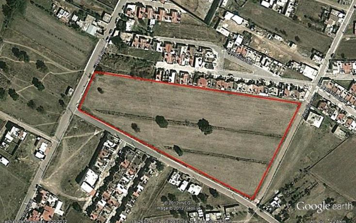 Foto de terreno habitacional en venta en  , santa úrsula zimatepec, yauhquemehcan, tlaxcala, 397215 No. 01