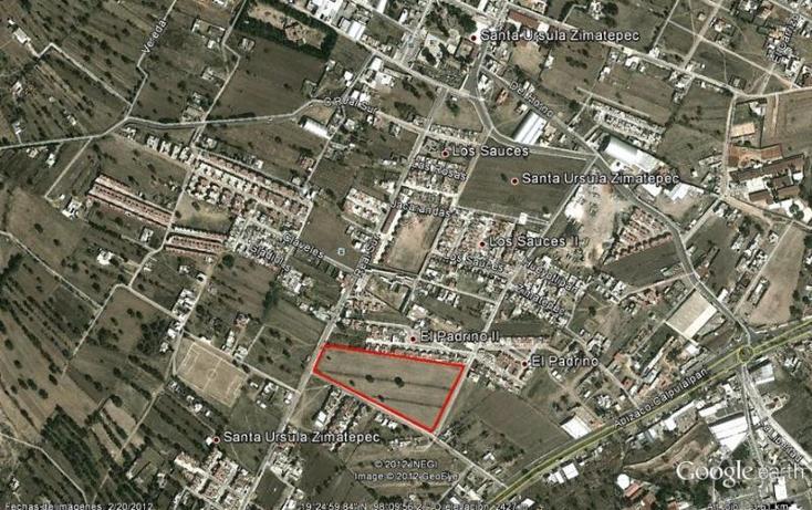 Foto de terreno habitacional en venta en  , santa úrsula zimatepec, yauhquemehcan, tlaxcala, 397215 No. 02