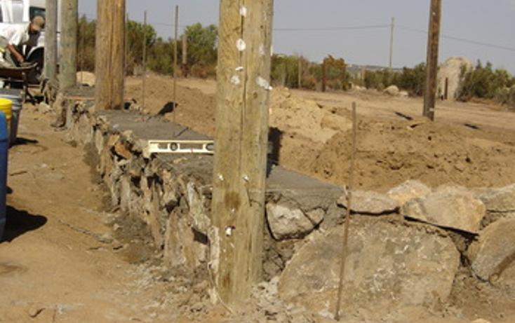 Foto de terreno habitacional en venta en  , santa ver?nica, tecate, baja california, 1047597 No. 05