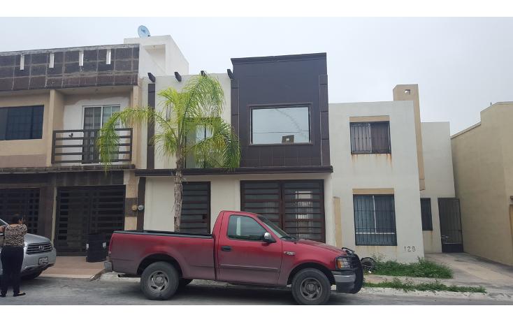 Foto de casa en venta en  , santaluz, general escobedo, nuevo león, 2729940 No. 01