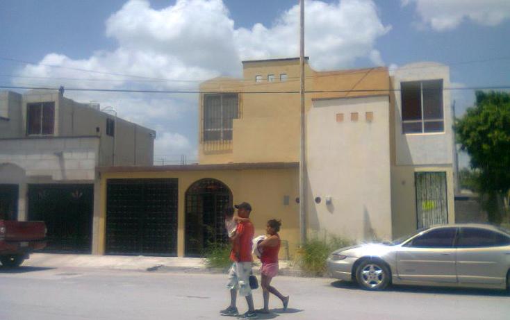 Foto de casa en venta en santander 224, hacienda las fuentes, reynosa, tamaulipas, 1022031 No. 01