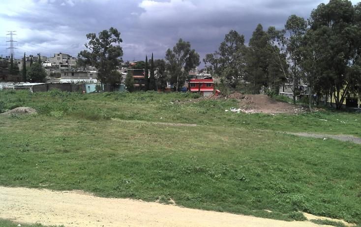 Foto de terreno habitacional en renta en  , santiago acahualtepec 1ra. ampliación, iztapalapa, distrito federal, 1276791 No. 01