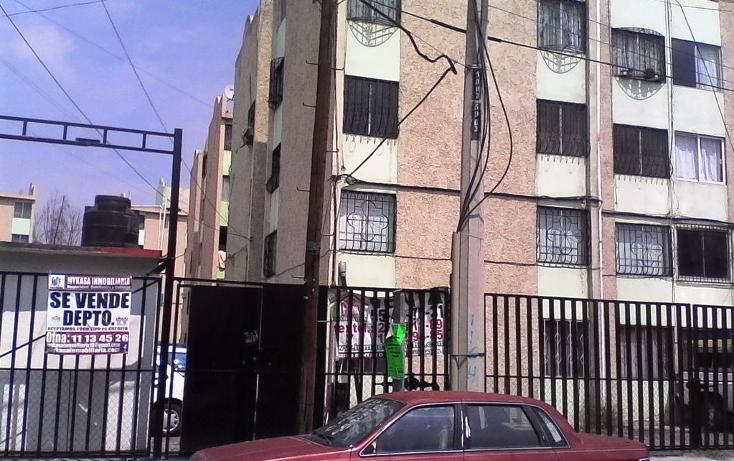 Foto de departamento en venta en  , santiago atepetlac, gustavo a. madero, distrito federal, 1250947 No. 07