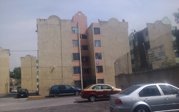 Foto de departamento en venta en  , santiago atepetlac, gustavo a. madero, distrito federal, 1424177 No. 02