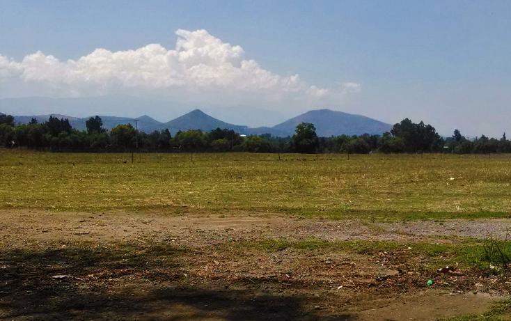 Foto de terreno comercial en venta en  , santiago atlatongo, teotihuacán, méxico, 2629558 No. 01
