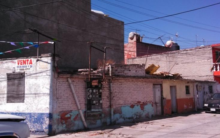 Foto de terreno habitacional en venta en, santiago atzacoalco, gustavo a madero, df, 774443 no 01