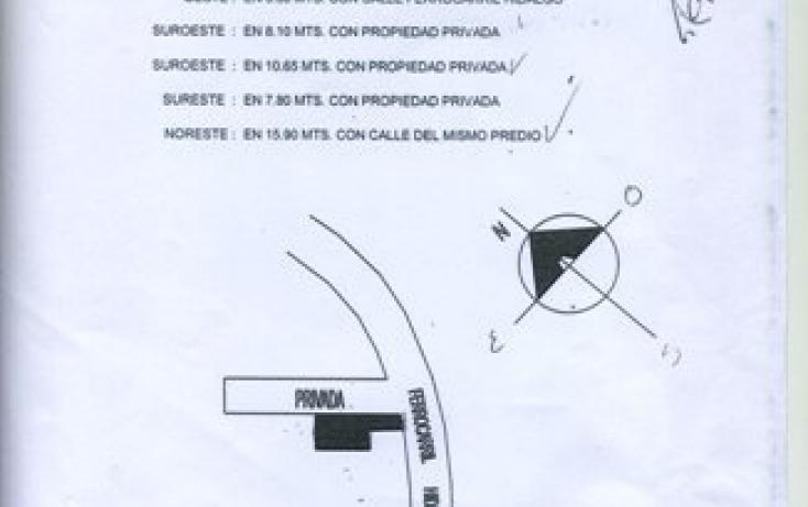 Foto de terreno habitacional en venta en, santiago atzacoalco, gustavo a madero, df, 774443 no 09