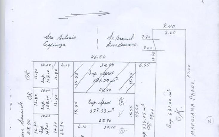 Foto de terreno habitacional en venta en, santiago atzacoalco, gustavo a madero, df, 774443 no 10