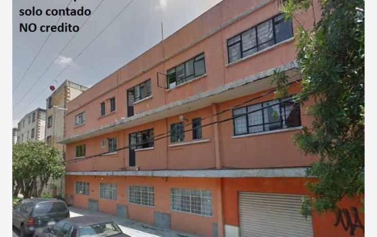 Foto de departamento en venta en ferrocarril hidalgo , santiago atzacoalco, gustavo a. madero, distrito federal, 2046652 No. 02