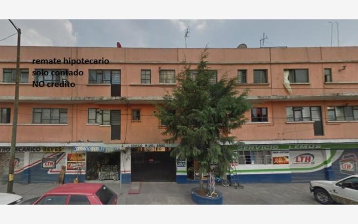 Foto de departamento en venta en ferrocarril hidalgo , santiago atzacoalco, gustavo a. madero, distrito federal, 2046652 No. 03