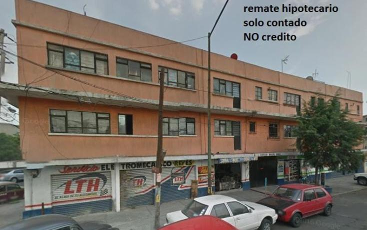 Foto de departamento en venta en ferrocarril hidalgo , santiago atzacoalco, gustavo a. madero, distrito federal, 2046652 No. 04