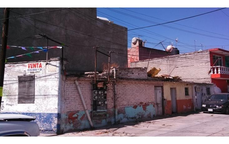 Foto de terreno habitacional en venta en  , santiago atzacoalco, gustavo a. madero, distrito federal, 774443 No. 01