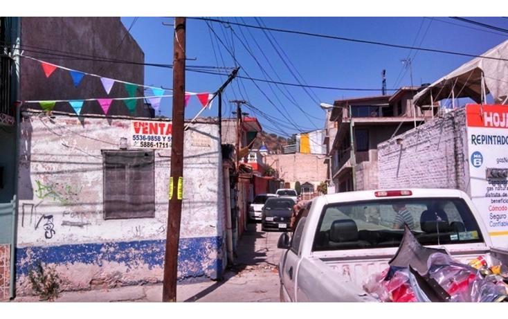 Foto de terreno habitacional en venta en  , santiago atzacoalco, gustavo a. madero, distrito federal, 774443 No. 04