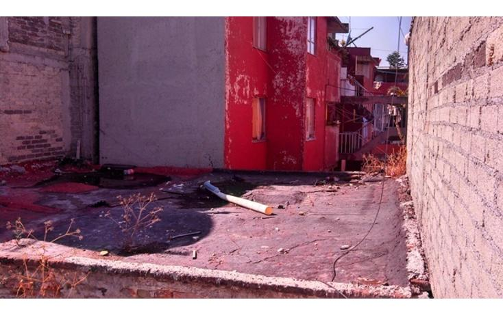 Foto de terreno habitacional en venta en  , santiago atzacoalco, gustavo a. madero, distrito federal, 774443 No. 07