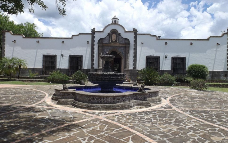 Foto de rancho en venta en  , santiago centro, santiago, nuevo león, 1128885 No. 01