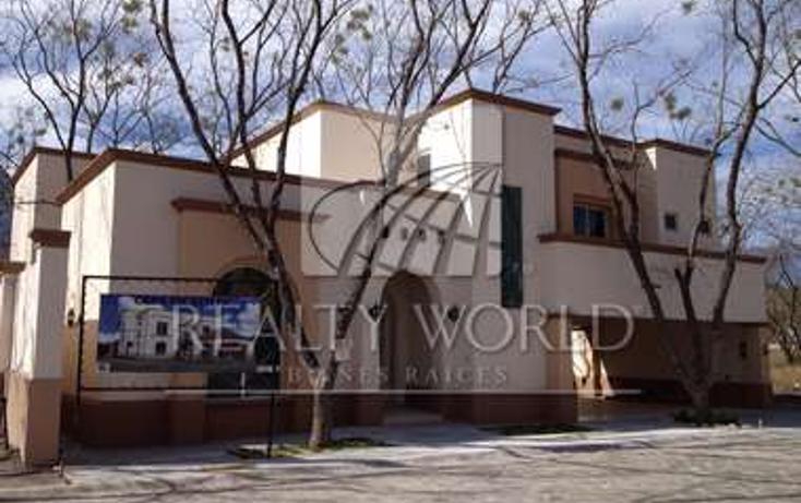Foto de casa en venta en  , santiago centro, santiago, nuevo león, 1189385 No. 01