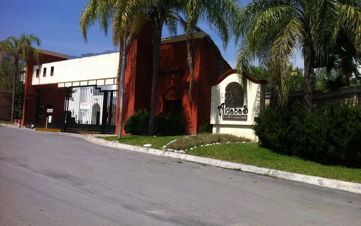 Foto de terreno habitacional en venta en  , santiago centro, santiago, nuevo león, 1368977 No. 01