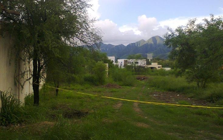 Foto de terreno habitacional en venta en  , santiago centro, santiago, nuevo león, 1368977 No. 02