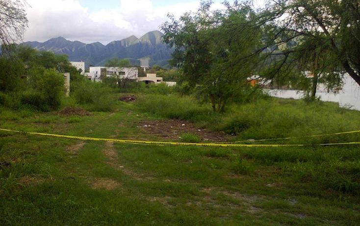 Foto de terreno habitacional en venta en  , santiago centro, santiago, nuevo león, 1368977 No. 03