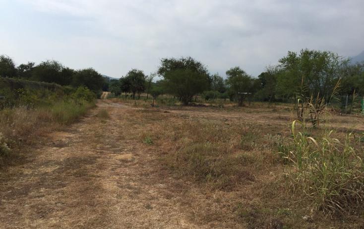 Foto de terreno habitacional en venta en  , santiago centro, santiago, nuevo león, 1499049 No. 03