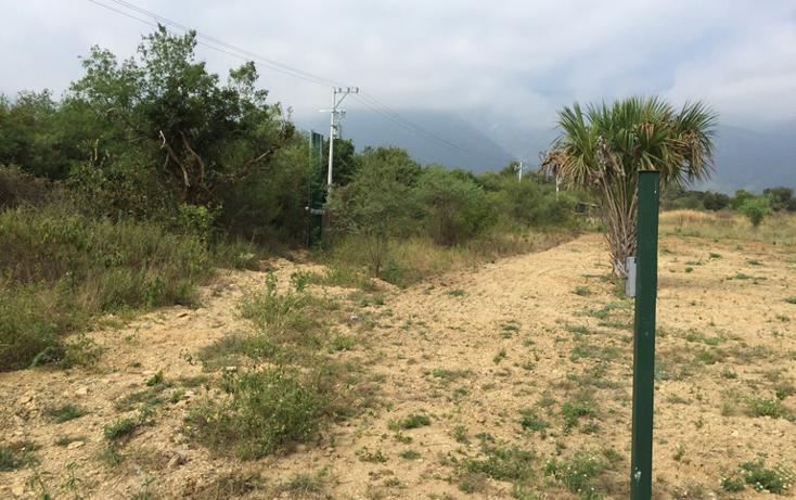 Foto de terreno habitacional en venta en  , santiago centro, santiago, nuevo león, 1499049 No. 04