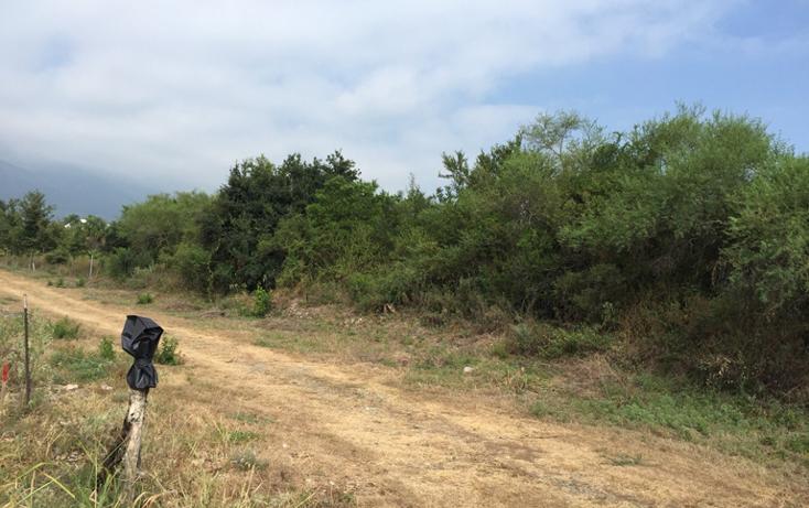 Foto de terreno habitacional en venta en  , santiago centro, santiago, nuevo león, 1499049 No. 05