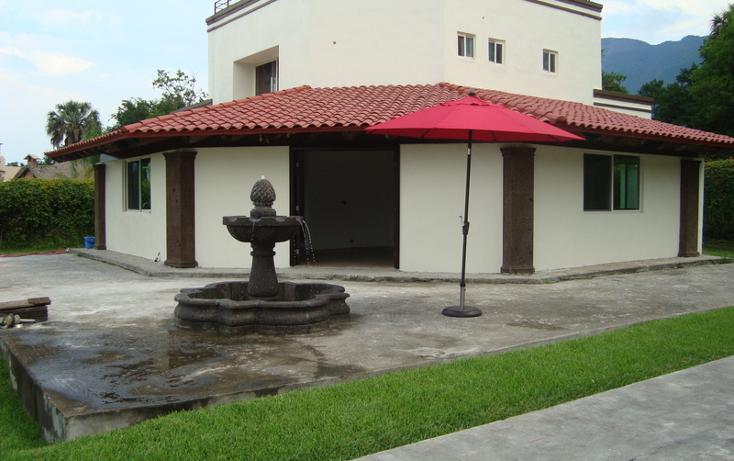 Foto de rancho en venta en  , santiago centro, santiago, nuevo león, 1567461 No. 01