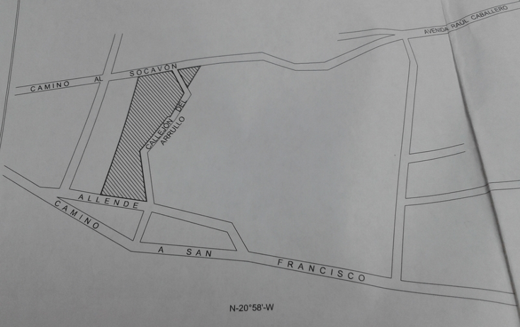 Foto de terreno habitacional en venta en  , santiago centro, santiago, nuevo le?n, 1707315 No. 02