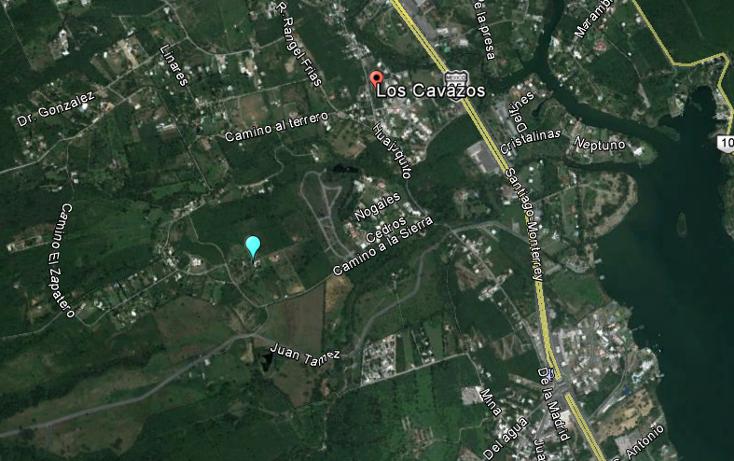 Foto de terreno habitacional en venta en  , santiago centro, santiago, nuevo león, 1834360 No. 01
