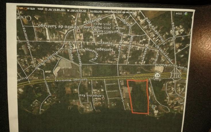 Foto de terreno comercial en venta en, santiago centro, santiago, nuevo león, 797891 no 02