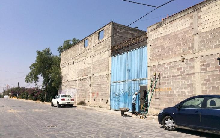 Foto de nave industrial en venta en  , santiago cuautlalpan, tepotzotlán, méxico, 2033958 No. 01