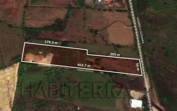 Foto de terreno industrial en venta en  , santiago de la peña, tuxpan, veracruz de ignacio de la llave, 1063641 No. 01