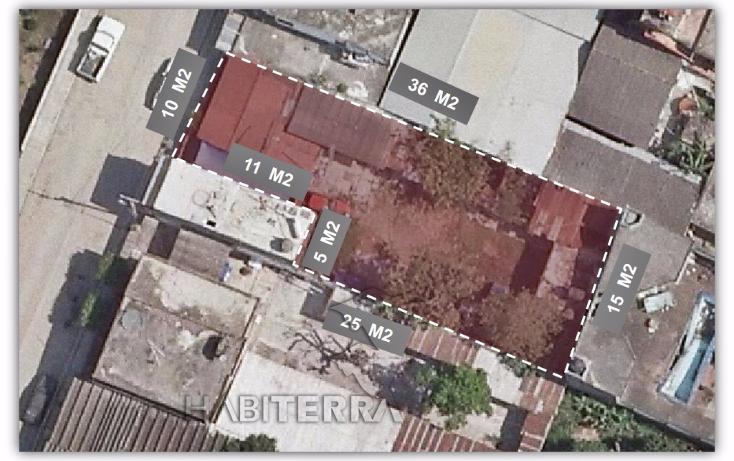 Foto de terreno habitacional en venta en  , santiago de la peña, tuxpan, veracruz de ignacio de la llave, 1187991 No. 02