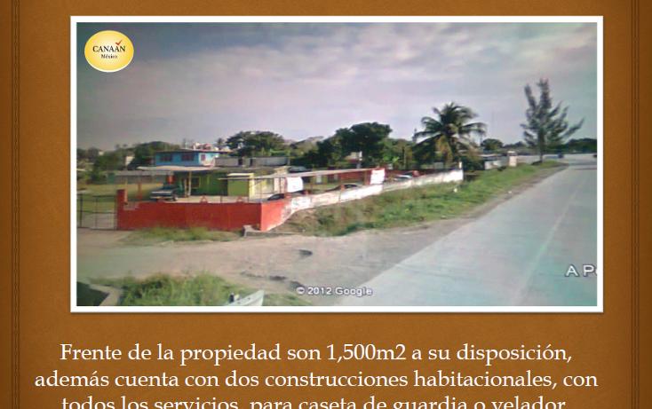 Foto de terreno comercial en renta en  , santiago de la pe?a, tuxpan, veracruz de ignacio de la llave, 1254019 No. 06