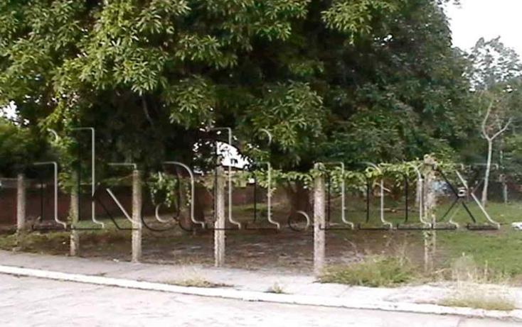 Foto de terreno habitacional en venta en juarez y zamora , santiago de la peña, tuxpan, veracruz de ignacio de la llave, 573351 No. 01