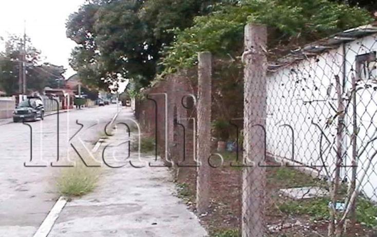 Foto de terreno habitacional en venta en juarez y zamora , santiago de la peña, tuxpan, veracruz de ignacio de la llave, 573351 No. 11