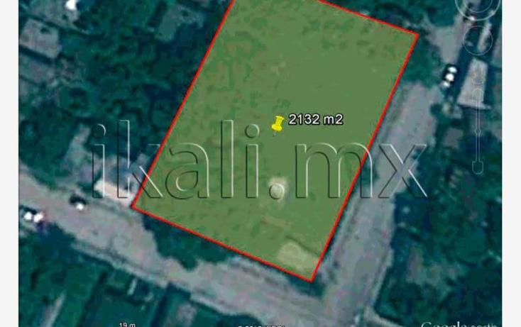 Foto de terreno habitacional en venta en juarez y zamora , santiago de la peña, tuxpan, veracruz de ignacio de la llave, 573351 No. 12